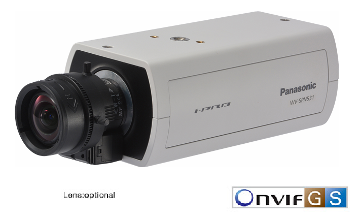 Super Dynamic Full HD Network Camera WV-SPN531
