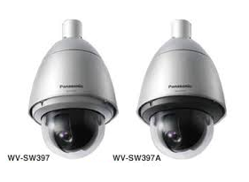Super Dynamic Weather Resistant HD PTZ Dome Network Camera WV-SW397