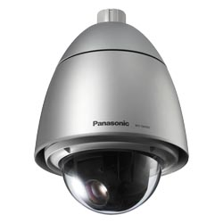 Super Dynamic Weather Resistant HD Dome Network Camera WV-SW395