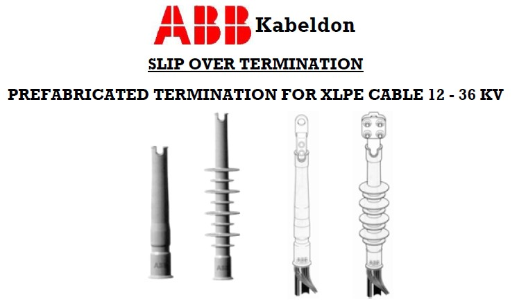 ABB Indoor & Outdoor Termination