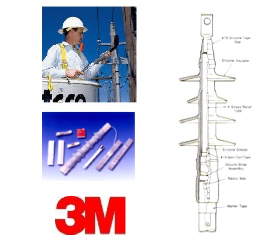 3M Single Core Termination : Indoor&Outdoor